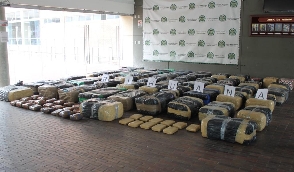 Golpe contra el narcomenudeo en Ciudad Bolívar - KienyKe