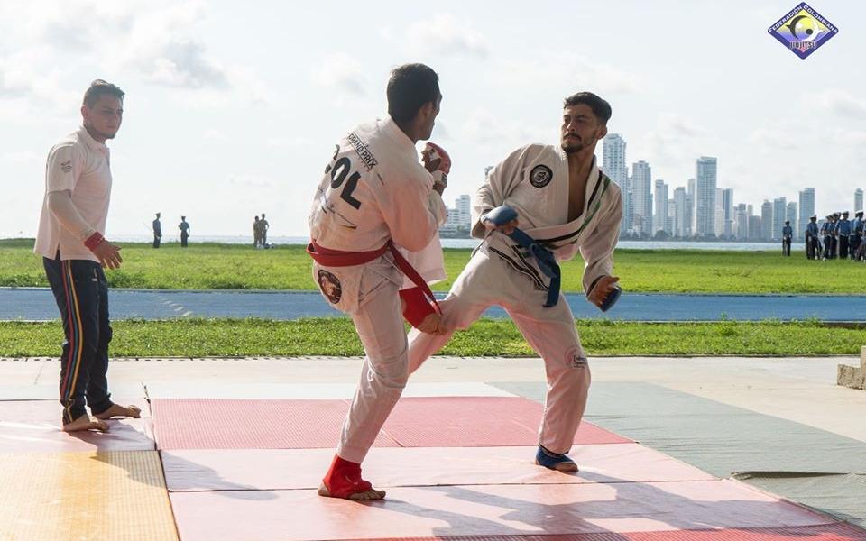 Las pruebas del Jiu-Jitsu colombiano para final de año