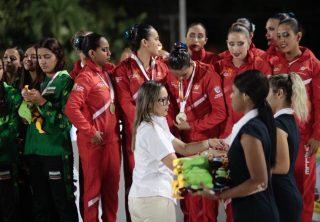 Antioquia lidera en el primer día de los Juegos Nacionales