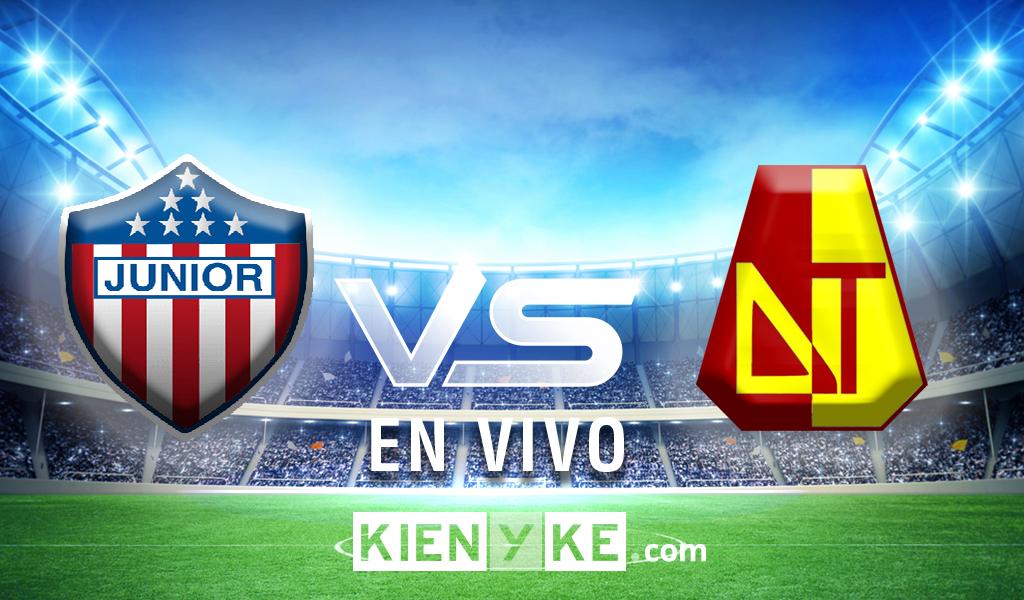 En vivo: Junior vs. Deportes Tolima