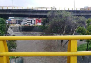 Emergencia en Medellín por fuerte aguacero