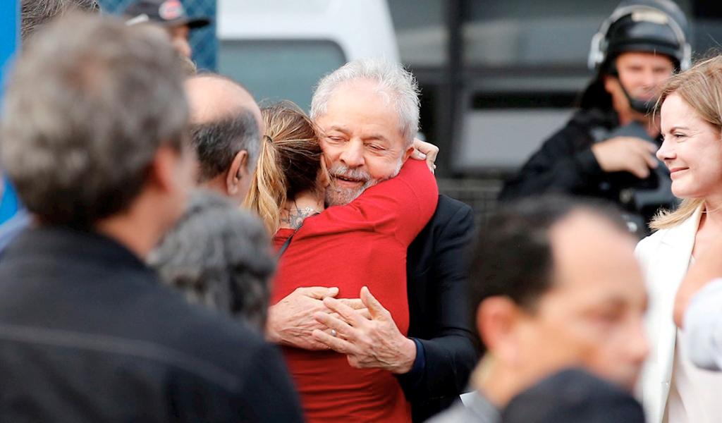 reunión, expresidente, Colombia, liberación, Brasil