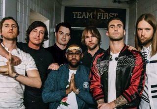 Maroon 5 regresa a Colombia en el 2020