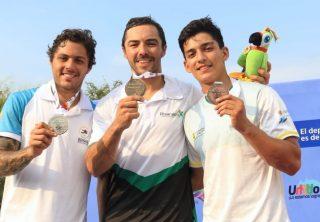 Antioquia sigue de líder en los Juegos Nacionales