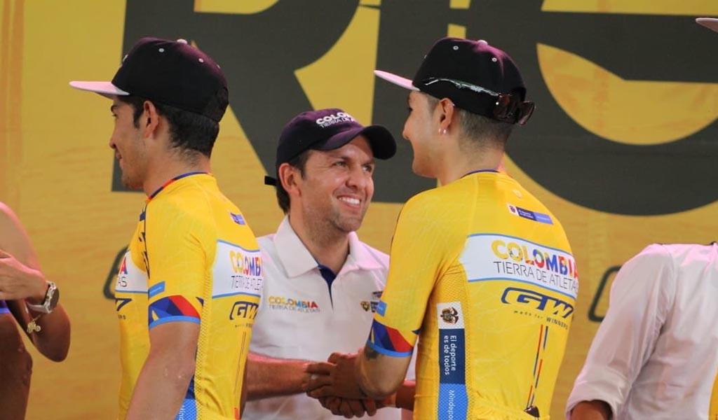 Colombia tiene nuevo equipo de ciclismo continental