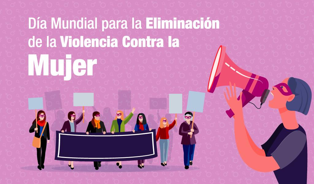 #NoViolenciaContraLaMujer