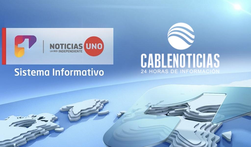 La transición de Noticias Uno a su nuevo espacio en la TV