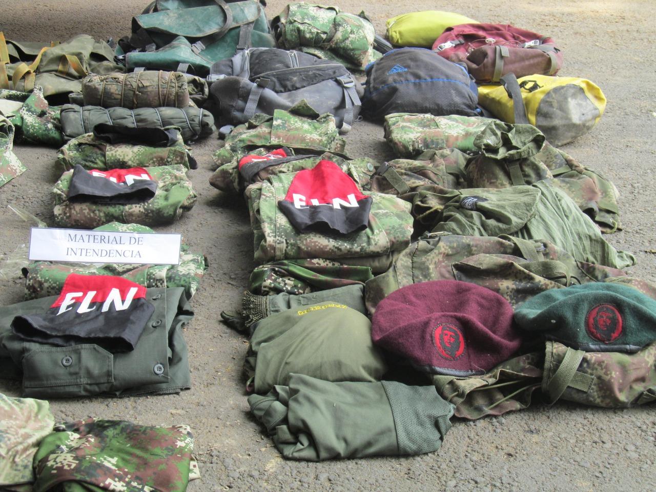 Neutralizados tres integrantes del Eln en Chocó