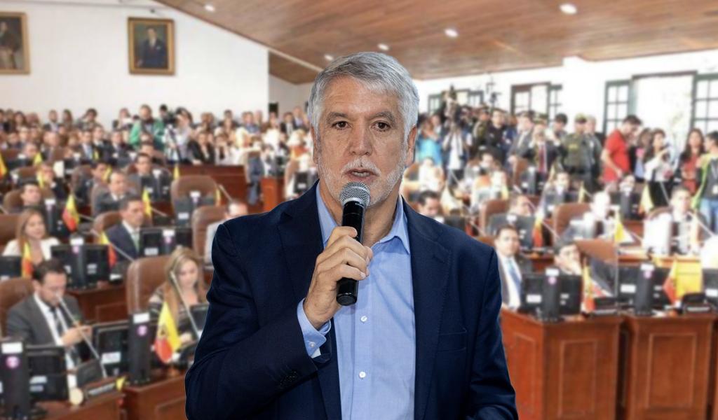 """Concejo de Bogotá le dijo """"no"""" al POT de Peñalosa"""
