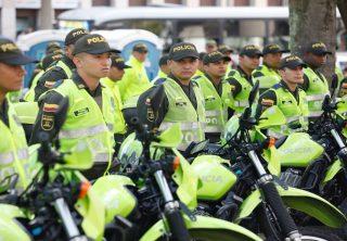 2.500 policías se encargarán de seguridad en Medellín