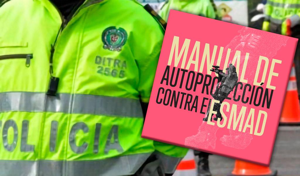 Autoprotección, Esmad, Universidad de los Andes, policía nacional