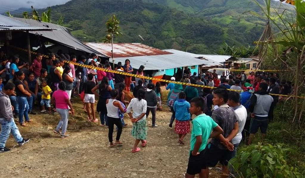 Asesinan a mujer de 71 años en territorio indígena en Cauca