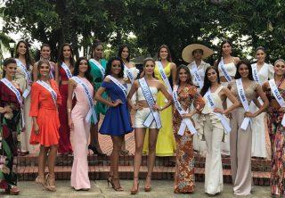 Horario concurso nacional de belleza