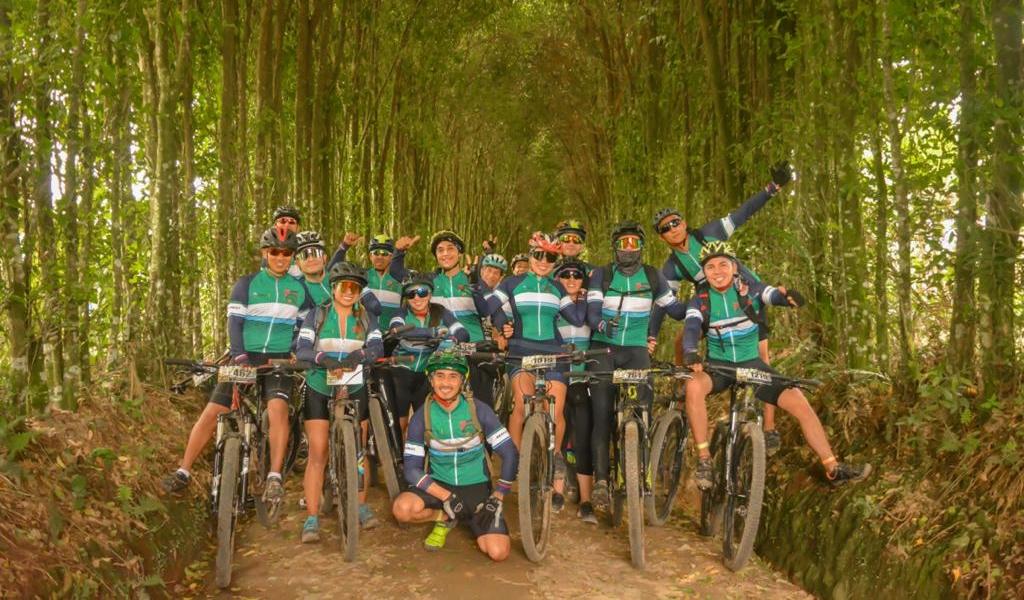 El Quindío recibe a ciclomontañistas para Ride Manzur