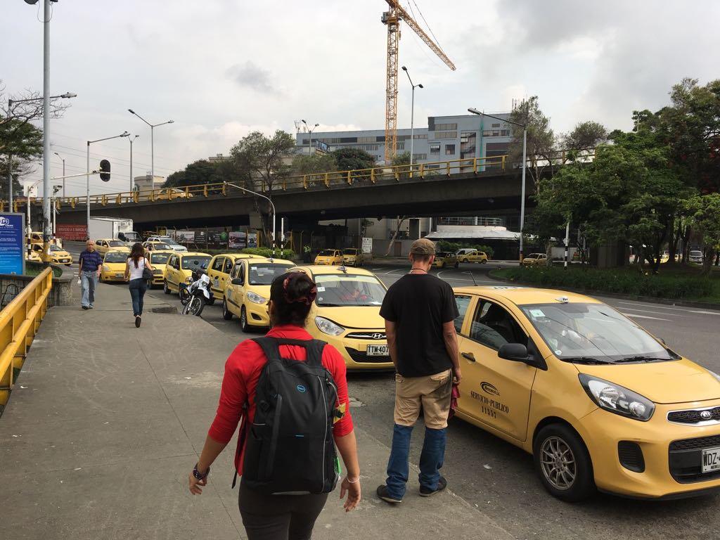 Tarifas de taxi subirán en Medellín desde el 9 de diciembre
