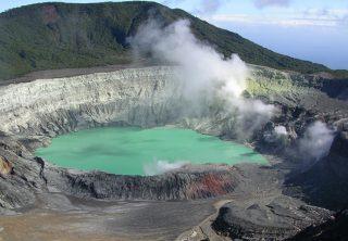 Costa Rica y el turismo en medio de los volcanes