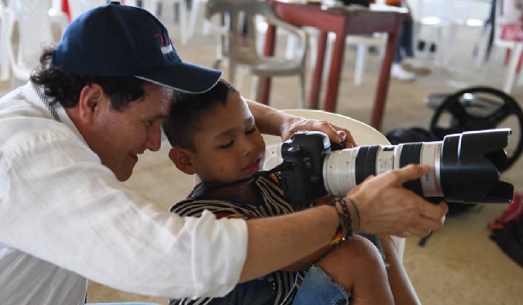 Putumayo, Abad Colorado, guerra, paz, Colombia, cine sana