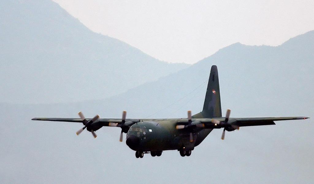 Avión desaparecido en Chile