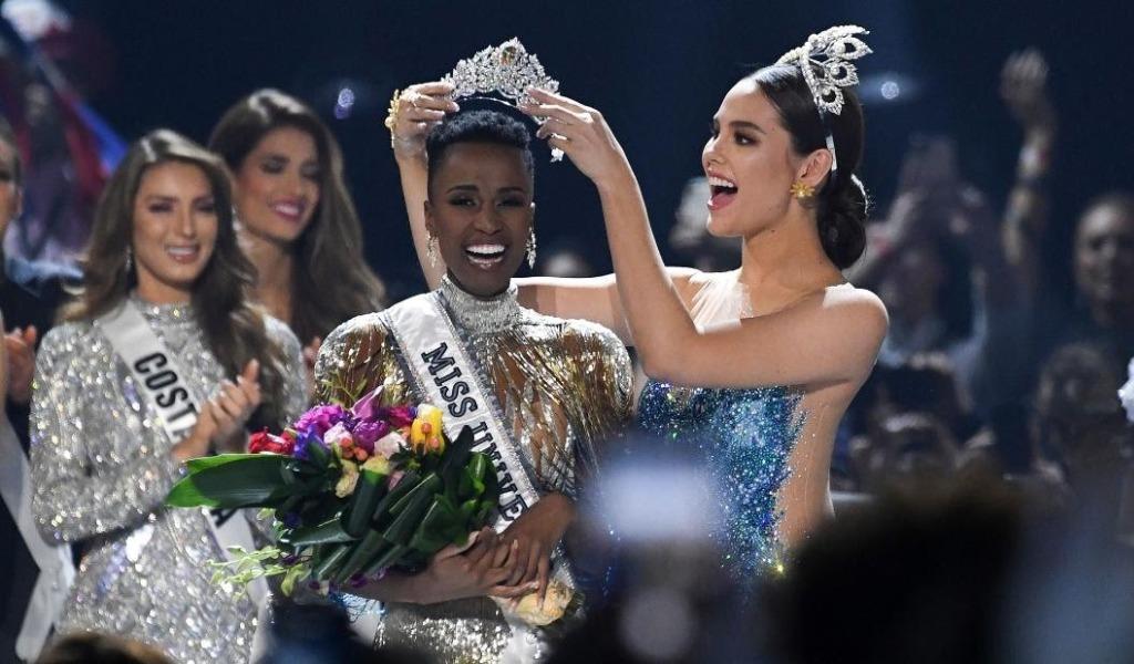 Miss Universo 2019 es Sudáfrica