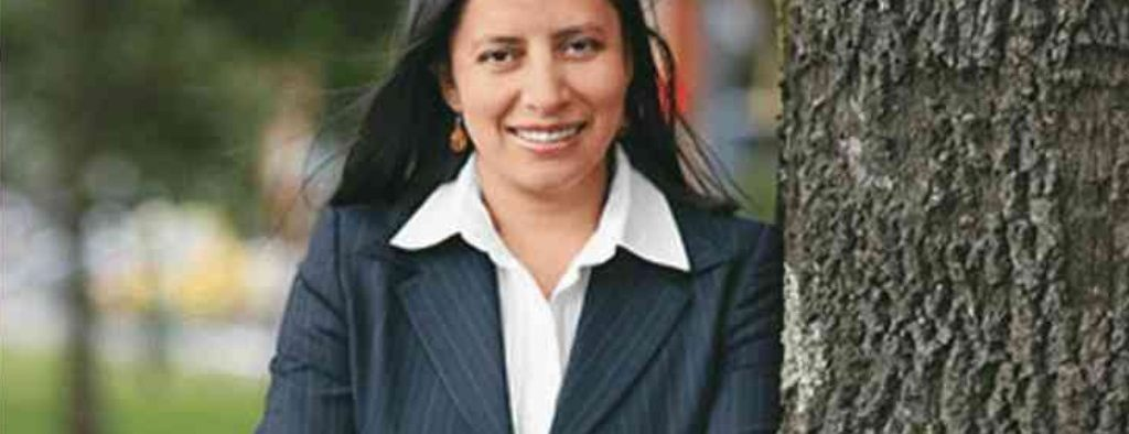 Adriana Córdoba, nueva secretaria de Planeación