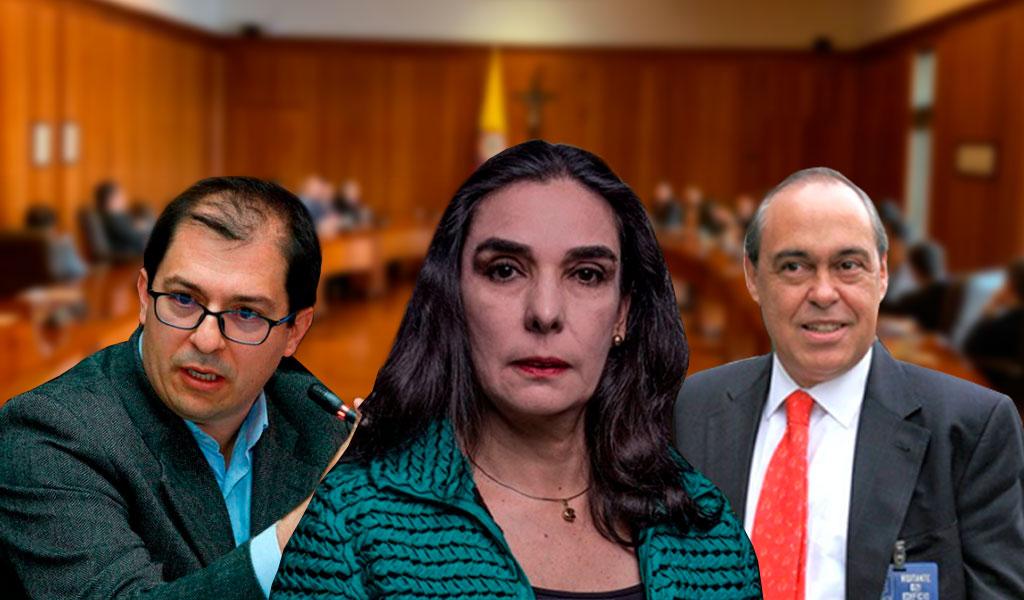 Corte Suprema escucha a los postulados a Fiscal General