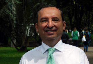 Alejandro Gómez, nuevo secretario de salud de Bogotá