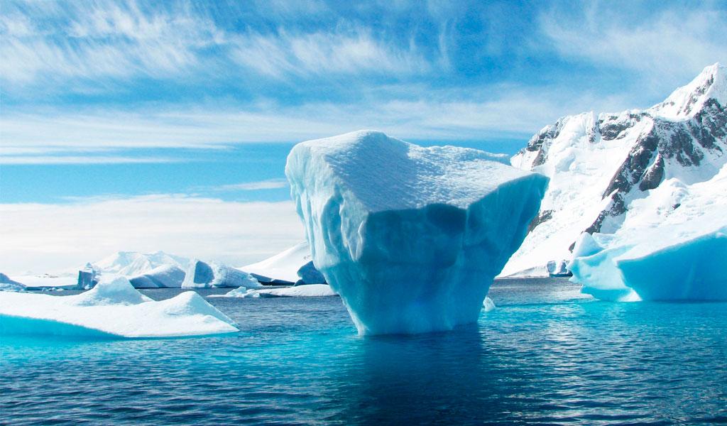 Preocupación por derretimientos en la Antártida