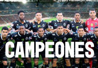 Tauro FC, nuevo rey de la Liga Panameña de Fútbol
