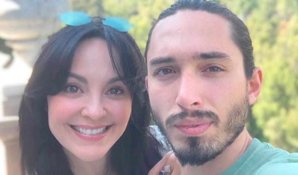 Carolina Gómez habla claramente de su hijo