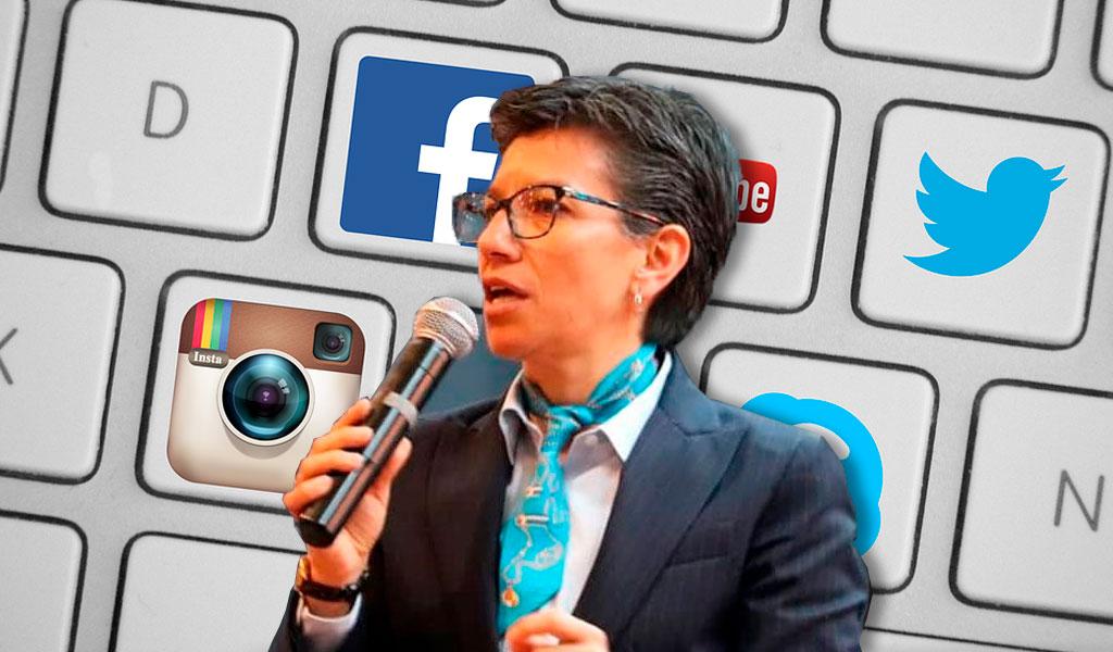 Claudia López, una gobernante en la era digital
