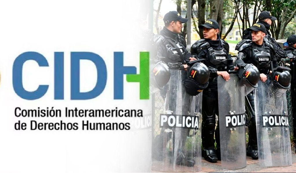 CIDH se refiere a la presunta detención irregular del Esmad
