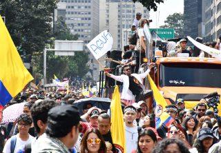 Las mejores imágenes del concierto 'Un Canto por Colombia'