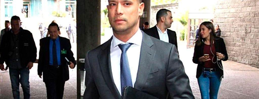 Fiscalía le imputará cargos al abogado Diego Cadena