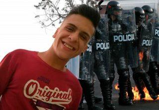 Habló policía involucrado en muerte de Dilan Cruz