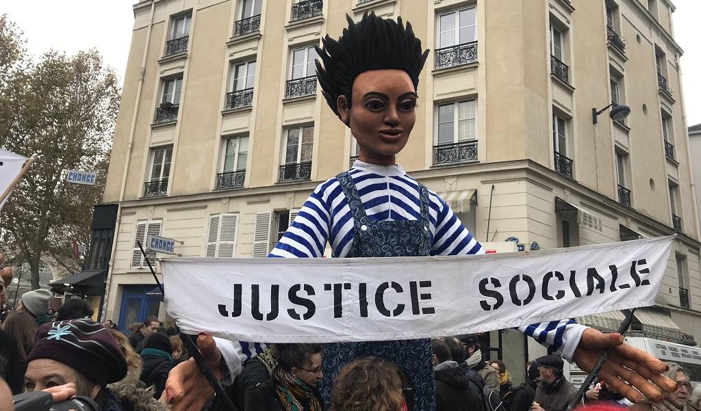 Alistas nuevas marchas en Francia para el 10D