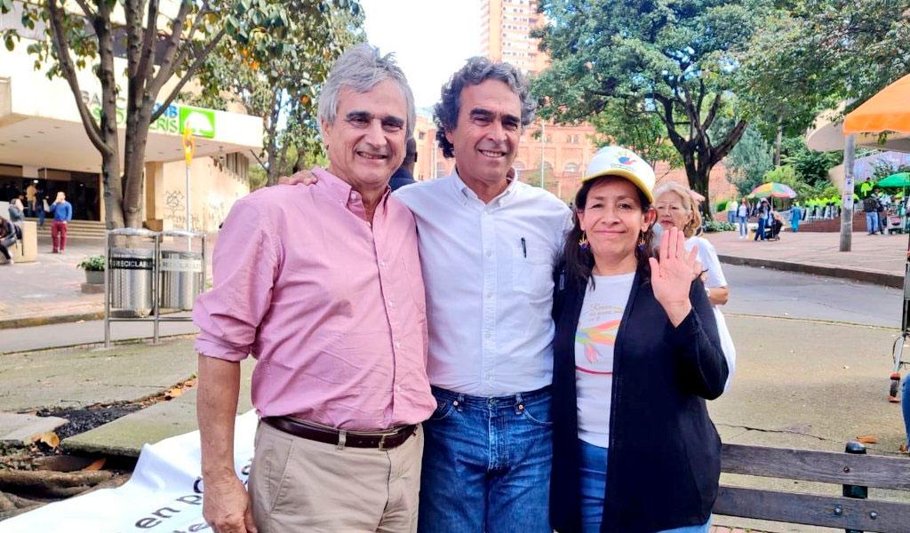 Sergio Fajardo se une a la movilización del 4D