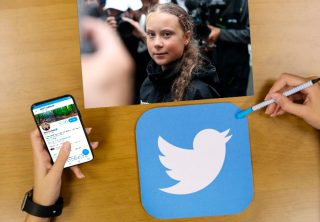 Polémica por elección de Greta Thunberg como persona del año
