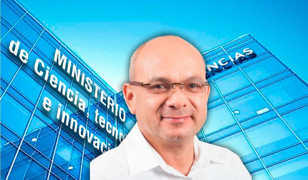 La ciencia va a tener gobernanza: Senador Iván D. Agudelo