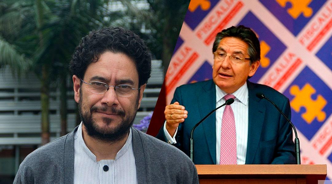 La denuncia de Iván Cepeda contra Néstor H. Martínez