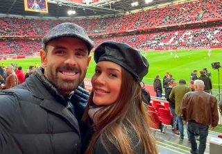Lina Tejeiro aclaró rumores de ruptura con su novio