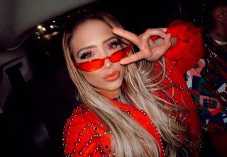 Luisa Fernanda W anunció su gira por México