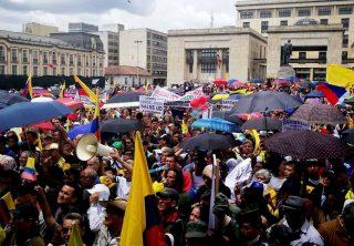 Cuba negó infiltraciones en protestas de Colombia