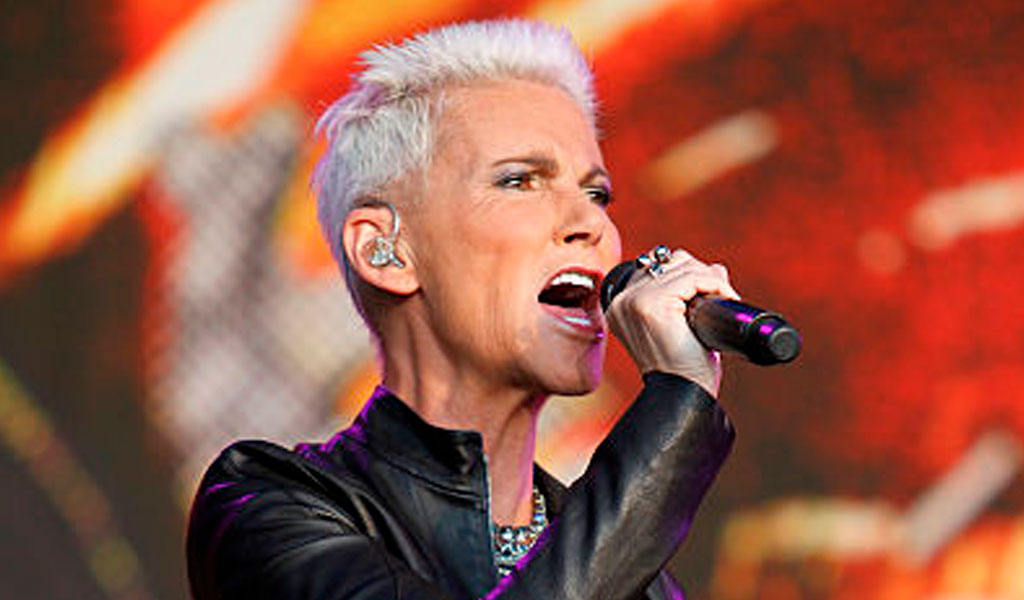 Marie Fredriksson, la inolvidable voz femenina de Roxette