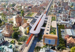 Locales comerciales y más novedades en estación del Metro