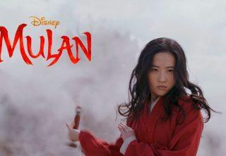 Disney publica tráiler completo del live action de Mulán