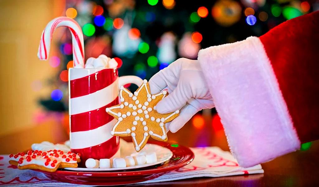 Recetas dulces para preparar en Navidad