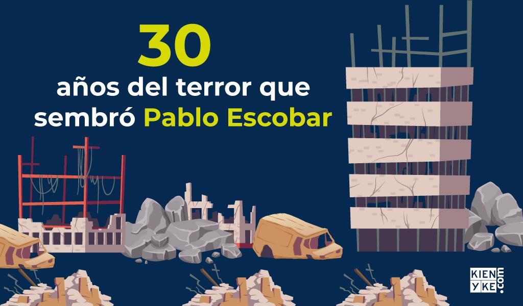 Atentado al DAS: 30 años del terror que sembró Escobar