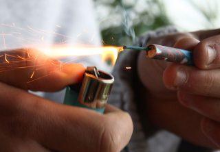 Fuertes sanciones en Bogotá por el uso de pólvora