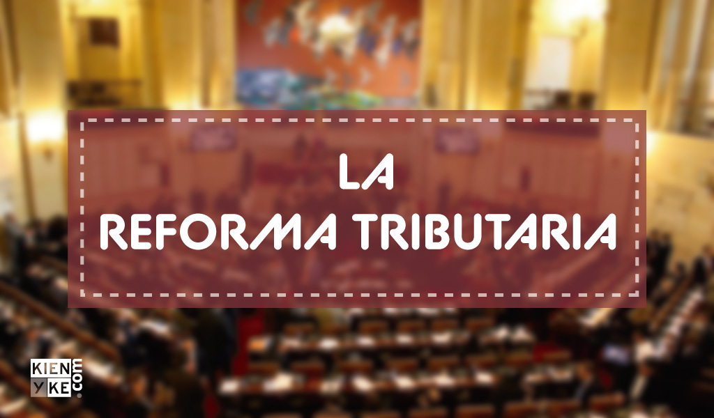 La reforma tributaria