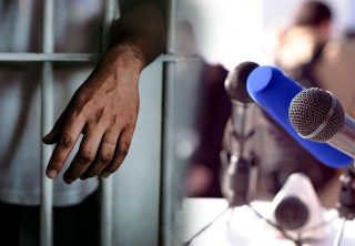 Condenado sujeto que llamó y amenazó a dos periodistas
